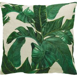 Victoria Classics Into The Wild Palm Decorative Pillow