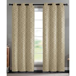 VCNY Home 2-pc. Aries Blackout Curtain Panel Set