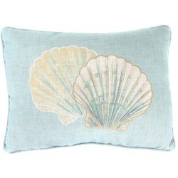 Sea Shell Duo Decorative Pillow