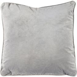 Jordan Manufacturing Velvet Solid Decorative Pillow