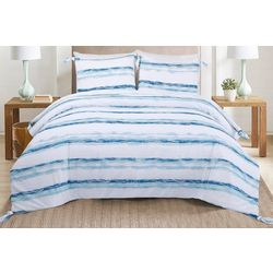 Coastal Home 3-pc. Bermuda Lagoon Comforter Set