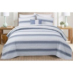 Coastal Home 3-pc. Sagamore Quilt Set