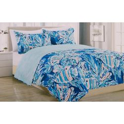 Barbarian Here Fishie Quilt Set