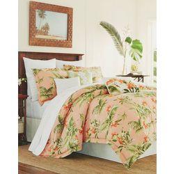 Siesta Key Hibiscus Comforter Set