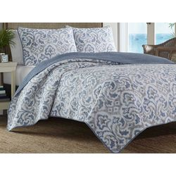 Tommy Bahama Cape Verde Quilt Set