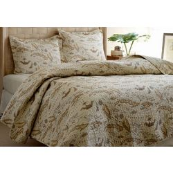 Bahama Map Quilt Set