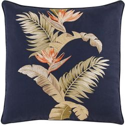 San Jacinto Embroidered Decorative Pillow