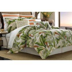 Palmiers Comforter Set