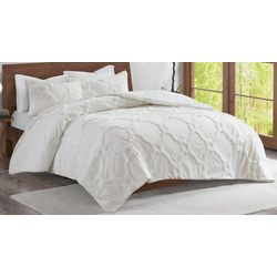 Madison Park Pacey 3-pc. Geometric Comforter Set