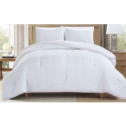 Cleveland Crinkle Comforter Set
