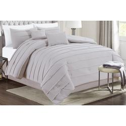Monique Tuck Pleated Comforter Set
