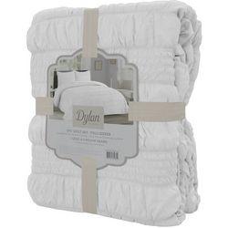 CHD Home Textiles El Dorado Jacquard Quilt Set