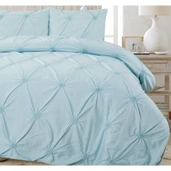 CHD Home Textiles Roset Pickstitch Quilt Set