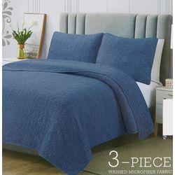 CHD Home Textiles Amelia Quilt Set