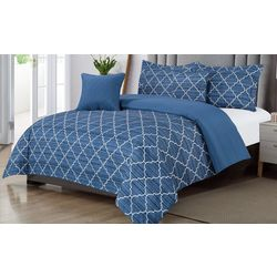 CHD Home Textiles Abel Comforter Set