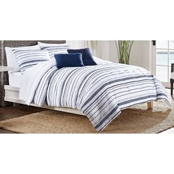 IZOD Skipper Stripe Comforter Set