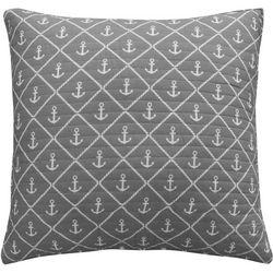 Levtex Home Anchor Stripe Pillow Euro Sham