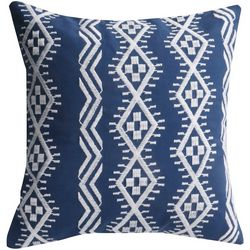 Levtex Home Embroidered Tribal Decorative Pillow
