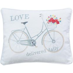 Levtex Home Love Delivered Decorative Pillow