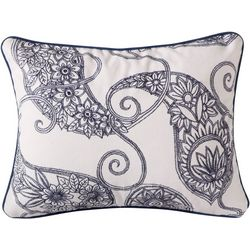Levtex Home Giselle Embroidered Decorative Pillow