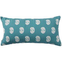 Levtex Home Block Paisley Decorative Pillow