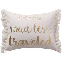 Levtex Home Road Less Traveled Tassel Decorative Pillow