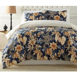 Plumeria Comforter Set