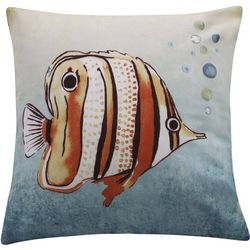 Levtex Home Tropical Fish Decorative Pillow