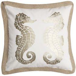 Levtex Home Beacon Seahorse Decorative Pillow