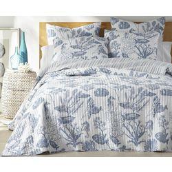 Levtex Home Seaside Quilt Set