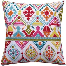Bailen Geometric Decorative Pillow