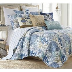 Saltwater Home Oceanview Quilt Set