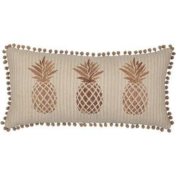 Monte Verde Trio Pineapple Decorative Pillow
