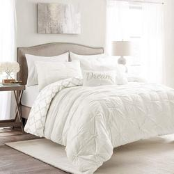 Lush Decor Special Edition Ravello Pintuck Comforter Set