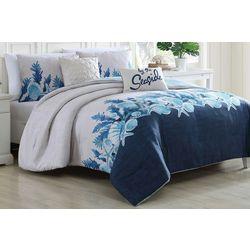 Gloria Vanderbilt Crescent Beach Comforter Set