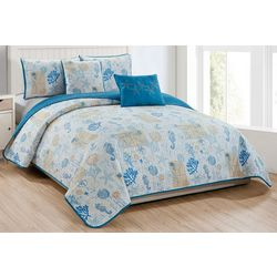 Panama Jack Wave Writer Quilt Set