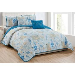 Wave Writer Quilt Set