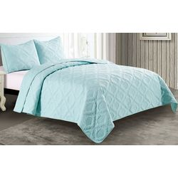 Shell Stitch Quilt Set