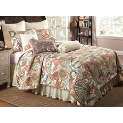 Brushed Ashore Quilt Set