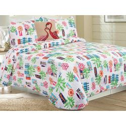 Elise & James Home Sunny Quilt Set
