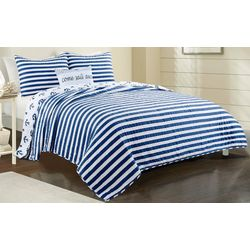 Tackle & Tides Delilah Anchor Quilt Set
