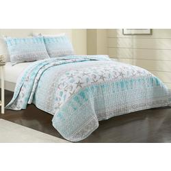 Sophisticated Sea Quilt Set