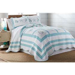 Beach Haven Julian Bedspread