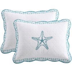 Tori Starfish Pillow Sham