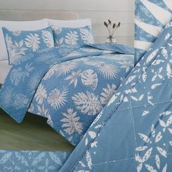Home Fashions Distributors Malibu Quilt Set