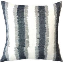 Mod Lifestyles Stripe Print Decorative Pillow