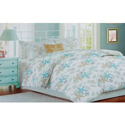 Starfish Comforter Set