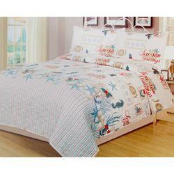 Beatrice Oceanholic Quilt Set
