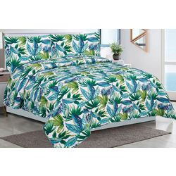 Tropic Winds Cabana Quilt Set
