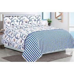 Sea Shell Quilt Set